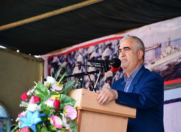 امنيت امروز ايران، مرهون تلاش و مجاهدت نيروهاي نظامي و انتظامي است